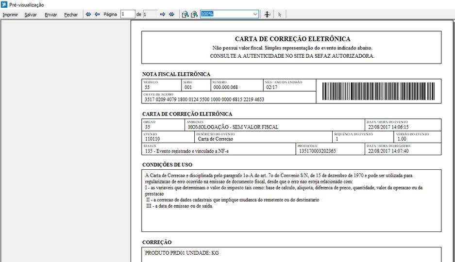 Nota Fiscal Notas Fiscais Emitidas Como Emitir Carta De